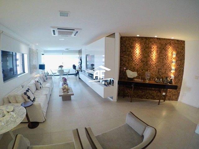 Cobertura Duplex com Vista para o mar na Ponta Verde, 304m², 4/4 todos suítes