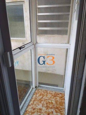 Apartamento com 1 dormitório para alugar, 30 m² por R$ 450,00/mês - Cidade Nova - Rio Gran - Foto 7