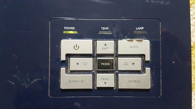 Projetor Epson e Benq com defeito (leia toda a descrição) - Foto 3