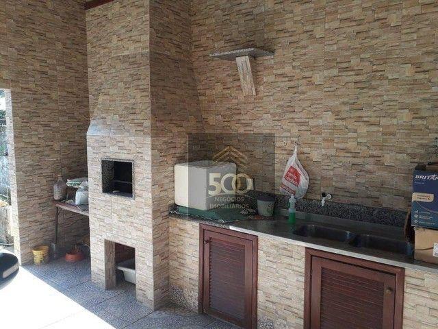 Casa com 4 dormitórios à venda, 147 m² por R$ 851.000,00 - Barra do Aririú - Palhoça/SC - Foto 5