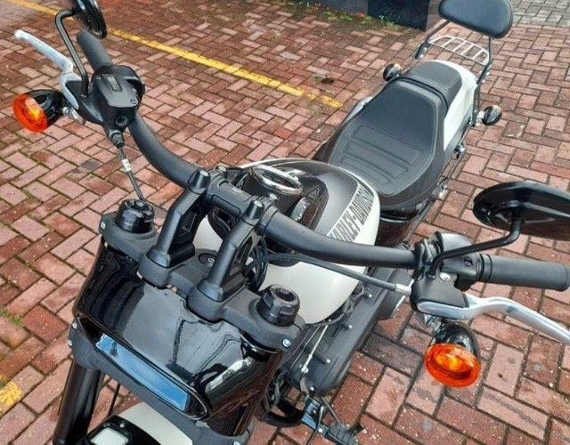 Moto Harley Davidson softail Fat Bob 2019 - Foto 2