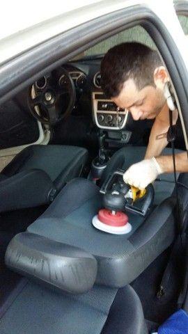 Higienização automotiva  - Foto 2