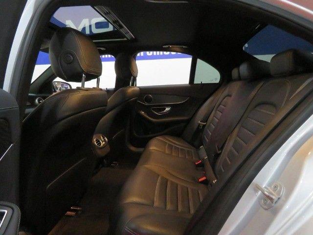 Mercedes-Benz C 250 2.0 CGI Sport Turbo Aut Top de Linha C/ Teto Solar 73.600 Km - Foto 16