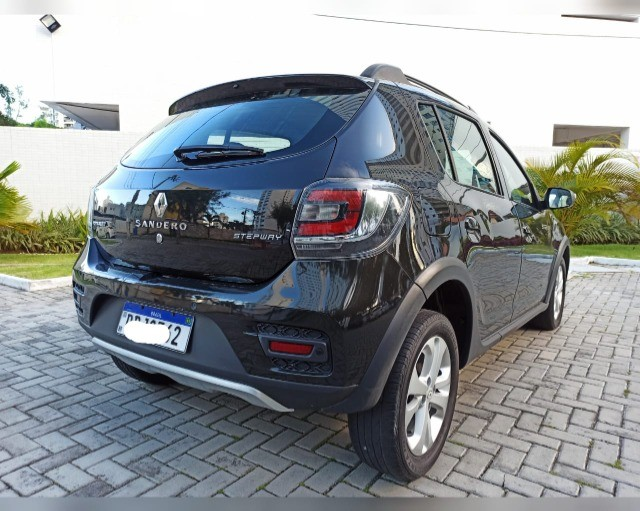 Sandero stepway 2017 emplacado 2021 - Foto 4