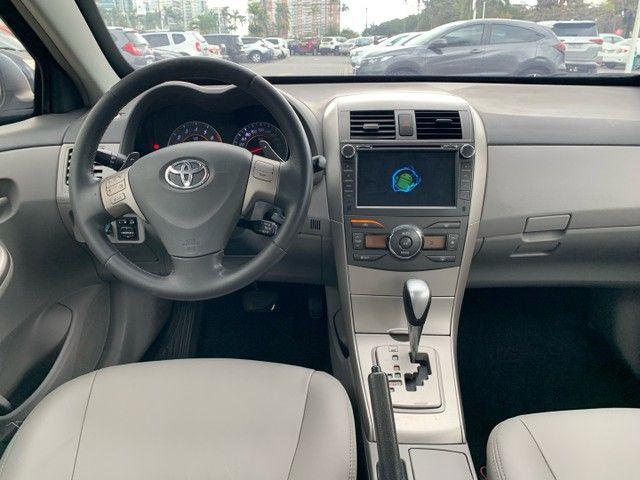 Toyota - Corolla XEI 2011 Blindado - Foto 7