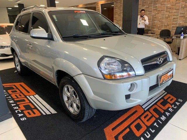 Hyundai Tucson GLS 2.0 |2014| Sem Entrada R$1.089,00 - Foto 4