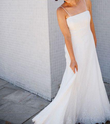 Vestido de noiva - Ateliê Júlia Pak