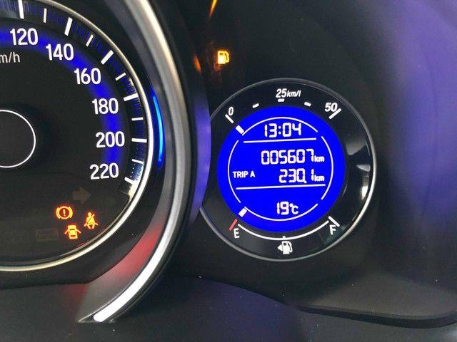 FIT 2019/2019 1.5 EXL 16V FLEX 4P AUTOMÁTICO - Foto 13