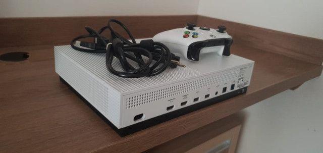 Xbox one S 1tb microsoft original semi novo - Foto 3