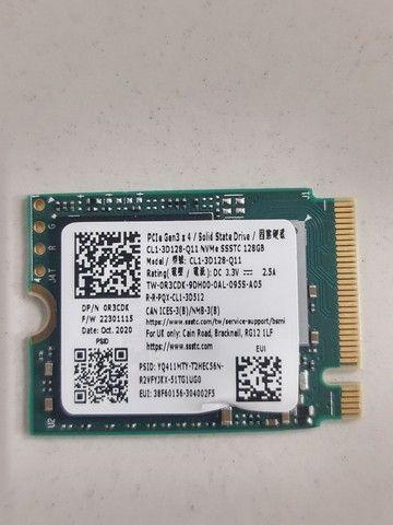 SSD 128 gb