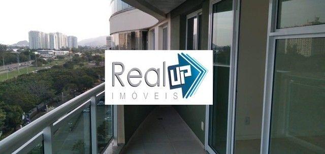 Apartamento à venda com 3 dormitórios em Barra da tijuca, Rio de janeiro cod:31205 - Foto 8