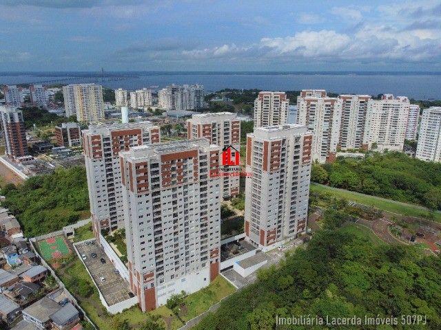 Liverpool, 69m², 2 quartos com suíte, 1º andar, Aceita FGTS na Entrada, Ponta Negra - Foto 20