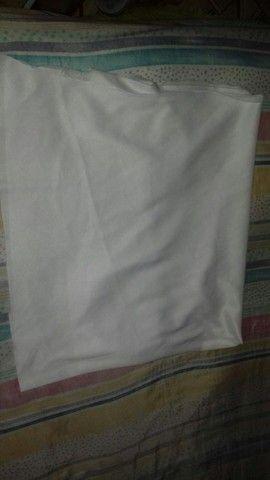 Pedaço tecido viscolycra - Foto 2