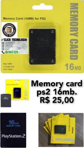 Memory card ps2 16mb