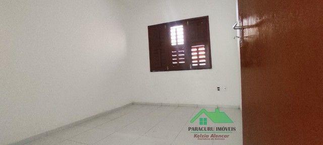 Ampla casa nova com dois quartos pertinho da rádio mar azul em Paracuru - Foto 8