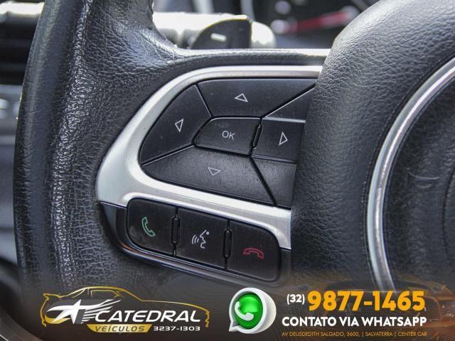 Jeep Compass longitude 2.0 4x2 Flex 16V Aut. 2018 *Novíssimo* Carro Impecável - Foto 9