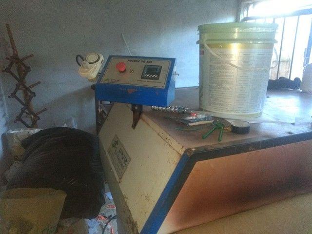 Quem precisa de emprego Mesa pneumática - Foto 2