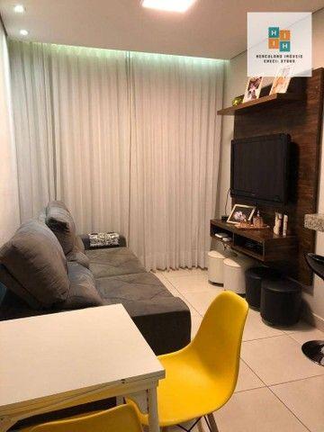 Apartamento com 2 dormitórios à venda, 54 m² por R$ 195.000,00 - Iporanga - Sete Lagoas/MG - Foto 2