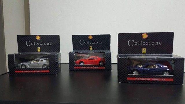 Ferrari - Carrinhos de Coleção - Novos