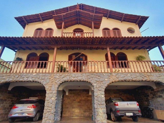 Excelente casa com piscina no bairro Santa Cruz com aproximadamente 10 vagas de garagem. - Foto 3