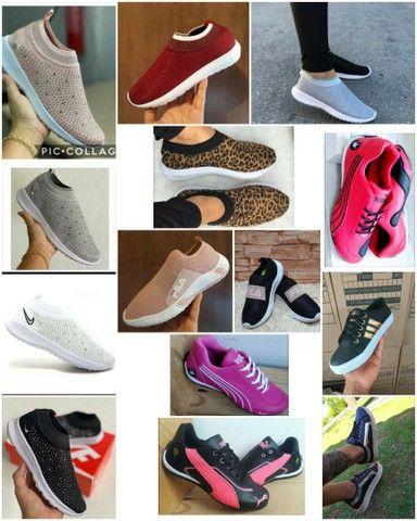 Vendo tênis under armour e outros modelos ( 100 com entrega) - Foto 6