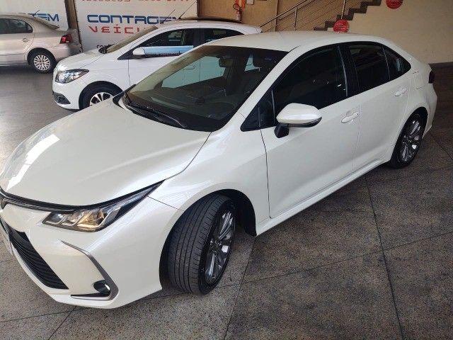 Toyota Corolla XEI 2.0 Flex 16V Automático Câmbio CVT