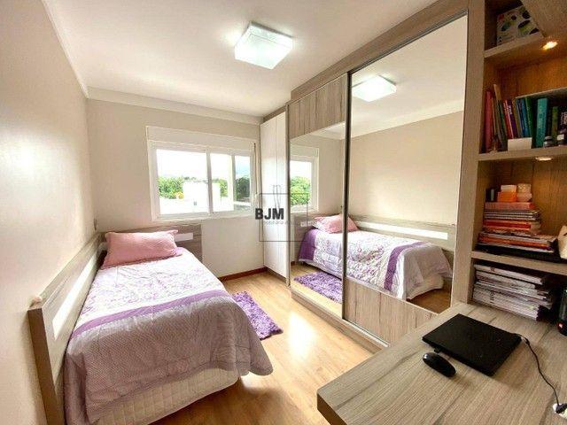 Apartamento com 3 dormitórios à venda, 124 m² por R$ 830.000,00 - América - Joinville/SC - Foto 17