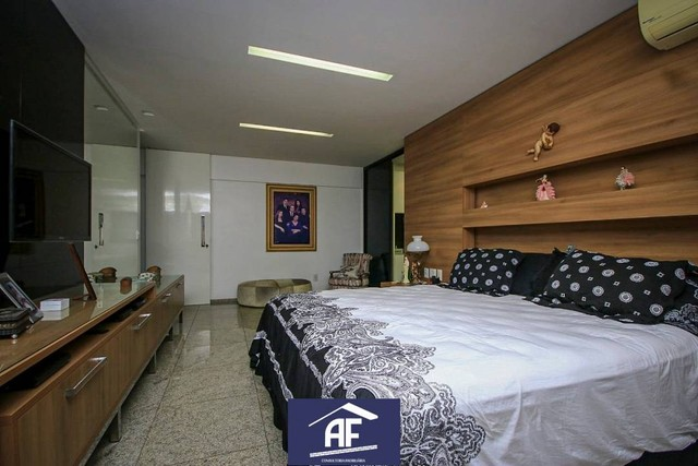 Apartamento de alto padrão com vista permanente para o mar, 4 suítes - Maceió/AL - Foto 7