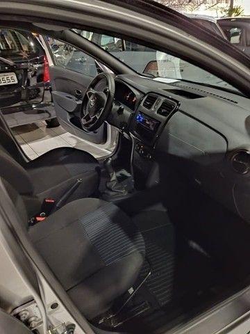 Logan Life 1.0 12v 2020 Mecânica Nissan! Copletíssimo! Troco e financio! Chama no zap!!! - Foto 6