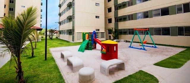 OZK- Imóvel para venda com sala para 2 ambientes- 2 quartos amplos - Foto 20