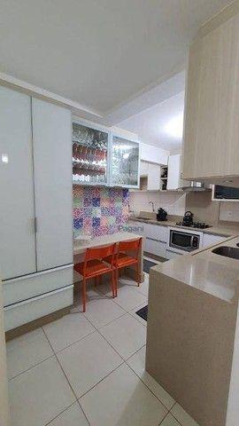 Apartamento com 3 dormitórios à venda, 94 m² por R$ 750.000,00 - Pedra Branca - Palhoça/SC - Foto 7