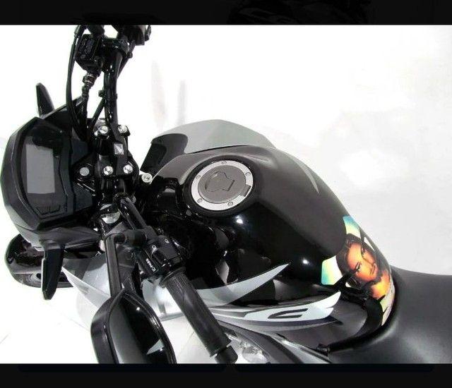 Moto financiada - Foto 2