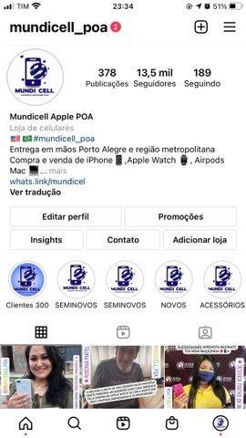 MUNDICELL SEMINOVO IPHONE 8 64GB ANATEL DESBLOQUEADO GARANTIA  - Foto 4