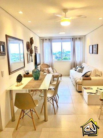 Apartamento c/ 1 Quarto - Centro - 1 Vaga - Mobiliado - Próximo a Tudo - Foto 3