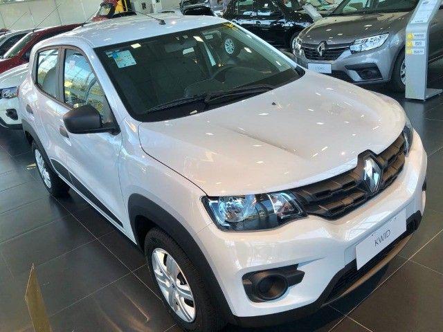 Renault Kwid ZEN 2022 com Zero de entrada + 60X 1.189,99