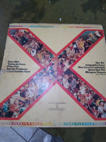 Disco de vinil Xuxa  - Foto 2