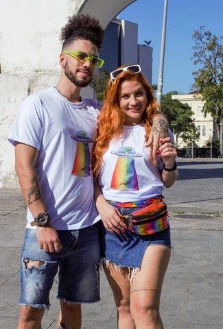 Camiseta - OVNI - Foto 3
