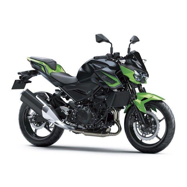 Kawasaki Z400 (2021) - Foto 11