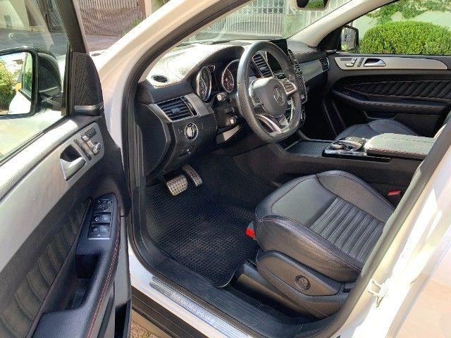 "Mercedes GLE 400 night coupe - 9G-Tronic, 3.0, V6  ""ipva 2021 pago"" - Foto 7"