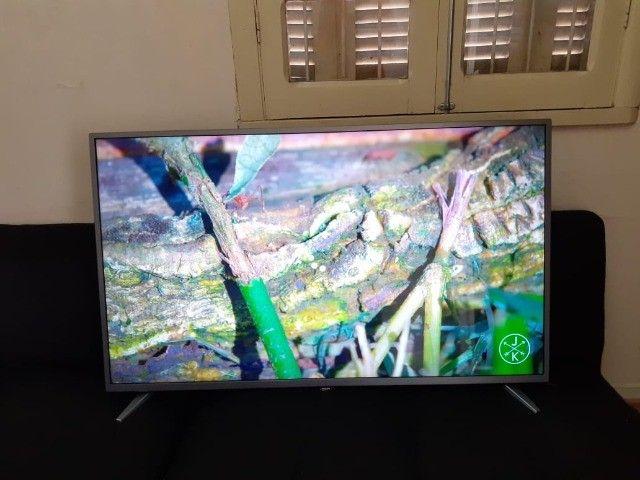 smart tv 50'' ultra slim 4K uhd LED philips - Foto 5