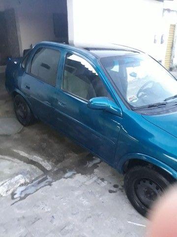 Vendo carro corsa sedan 2002 - Foto 5