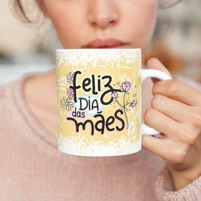 Canecas Personalizadas Dia das Mães - Foto 4