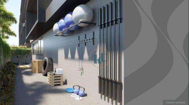 Apartamento com 1 dormitório à venda, 36 m² por R$ 331.094 - Jardim Oceania - João Pessoa/ - Foto 9