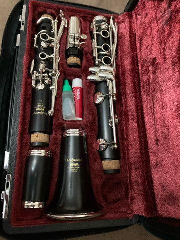 Clarinete Yamaha Profissional  - Foto 5