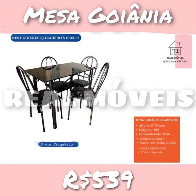 Mesa Goiânia mesa 6 cadeiras mesa de 6 cadeiras *02