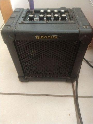 Caixa de som e amplificador GIANNINI - Foto 2