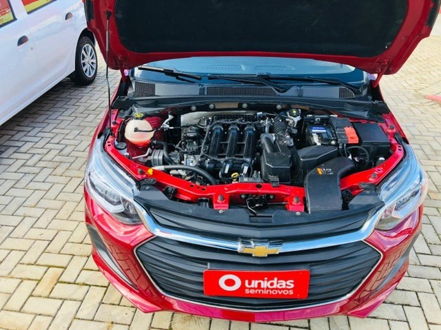 Chevrolet Onix Lt 1.0 Flex  Manual 20/20 - Foto 8