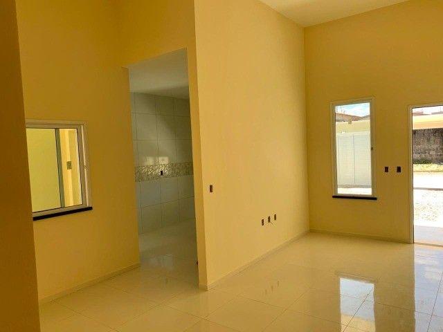 Lindas Casas no Eusébio Com Três Quartos! - Foto 8