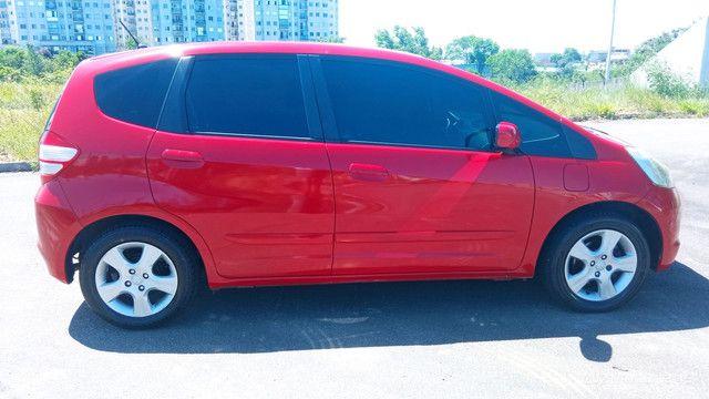 Honda Fit LX 2010 1.4  - Foto 6