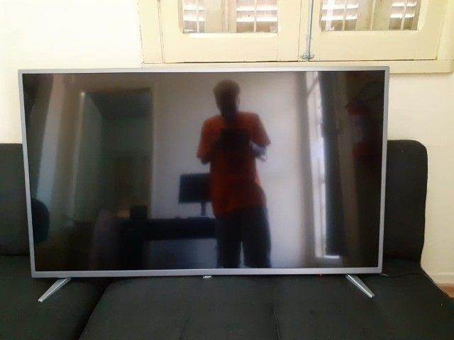smart tv 50'' ultra slim 4K uhd LED philips - Foto 4